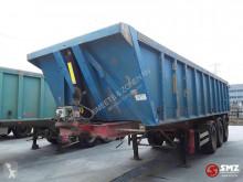 Robuste Kaiser tipper semi-trailer Oplegger lames/Steel/blatt