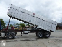 Titan tipper semi-trailer