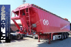 TecnoKar Trailers semirimorchio vasca 46m3 ribaltabile usata semi-trailer used cereal tipper