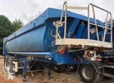 tweedehands trailer dumper
