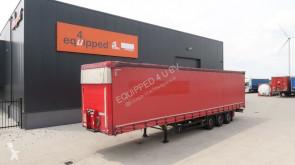 Schmitz Cargobull Mega, Raising-roof, Discbrakes, Galvanised, Code XL-sheets, 3x available semi-trailer