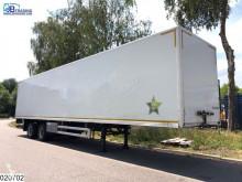 Floor gesloten bak semi-trailer