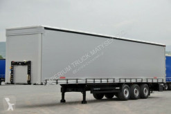 semi remorque Kögel CURTAINSIDER/BRAND NEW/LIFTED ROOF & AXLE/