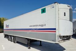 Sættevogn Schmitz Cargobull SEMIRIMORCHIO, FRIGORIFERO, 3 assi køleskab brugt