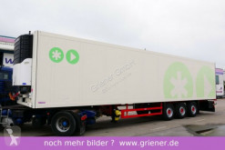 Semirremolque Schmitz Cargobull SKO 24/ DOPPELSTOCK /CARRIER 1200 / TOPZUSTAND isotérmica usado