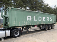 semi remorque LAG 55m³ ALU KIPPER - BPW AXLES - AIR SUSPENSION - ALU WHEELS - Alu chassis / Alu tipper - BELGIAN PAPERS