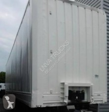 Lecitrailer Maritime semi-trailer used Clothes transport box