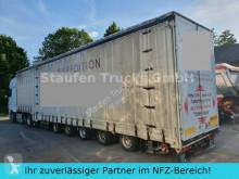 Dinkel DINKEL SPEZIAL-SANH 5 ACHS Schwerlast/ Masch.Tr semi-trailer used tarp