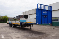 Semi dieplader Stuuras / Liftas semi-trailer used heavy equipment transport