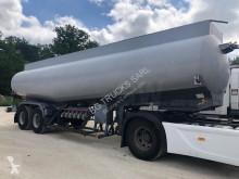 Semitrailer tank råolja begagnad Trailor S32E