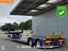 Faymonville MEGAMAX F-S42-1ACA Ausziehbar Bis: 11,30m 2-Lenkachse semi-trailer used heavy equipment transport
