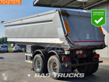 semi remorque Zorzi 26m3 Heavy Duty Steel tipper Steelsuspension