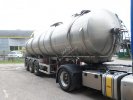 Semirremolque Magyar Non spécifié cisterna alimentario vehículo para piezas