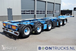 trailer Broshuis 2CONNECT-5AKCC | 4 x LIFTAXLE * 3 x STEERING AXLE * TOP CONDITION