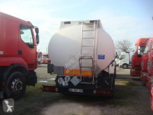 Merceron CITERNE CARBURANT 38000L semi-trailer used oil/fuel tanker