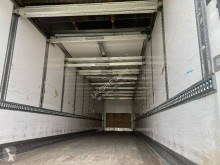 Used plywood box semi-trailer Merker