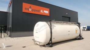 Citerne Welfit Oddy new, unused, 35.000L, foodgrade, 4 baffels, UN Portable, T11, L4BN, 4 manholes