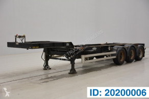 Turbo's Hoet 20 ft gooseneck semi-trailer used container