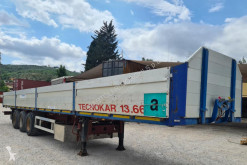 TecnoKar Trailers SEMIRIMORCHIO, CASSONATO, 3 assi semi-trailer used