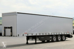 semi remorque Kögel CURTAINSIDER/ NEW/LIFTED ROOF & AXLE/PALLET BOX