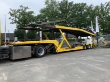 Kässbohrer car carrier semi-trailer