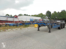 Pacton T3-007 semi-trailer used container
