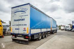 Semirremolque furgón Lecitrailer RIDELLES/BORDWAND -