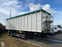 Semitrailer flak spannmål Benalu