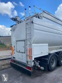 Guillonneau semi-trailer used food tanker