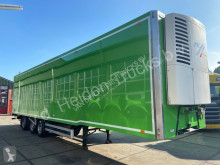 HRD FPLB3Z | Frigo | Flower-transport semi-trailer used mono temperature refrigerated
