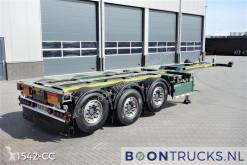 naczepa do transportu kontenerów Broshuis