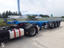 Lecitrailer container semi-trailer Multicontenitore
