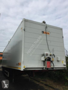 Semi remorque fond mouvant Legras FMA DIB porte hydraulique