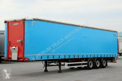 félpótkocsi Krone CURTAINSIDER /STANDARD/ STRONG FLOOR/NEW DOORS