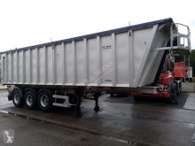 Trailer Leciñena kipper 3 assen 48m3 + bache tweedehands kipper