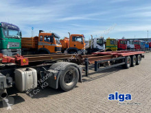 HFR SC240 ATL20/40, 2x20/1x40 Fuß, Schlitten semi-trailer used chassis