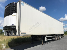 Frappa SEMI FRIGO semi-trailer used multi temperature refrigerated
