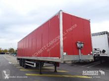 Semirremolque Samro Fourgon express furgón usado