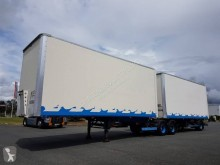 Semirimorchio furgone plywood / polyfond Asca BI-TRAIN CARGO-ROUTE