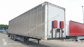 Berger Semitrailer Curtainsider Standard semi-trailer used tautliner