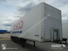 Used box semi-trailer Schmitz Cargobull Dryfreight Standard