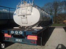 Samro semi-trailer used tanker