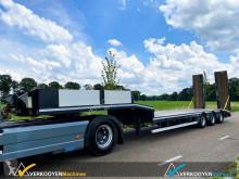 HRD Semi Dieplader / Meeloopas / Hydraulic Ramps semi-trailer