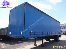 Floor tautliner semi-trailer