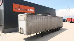 semi remorque Schmitz Cargobull mega, raising-roof, discbrakes, galvanised, XL-sheets, 2x available