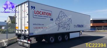 Bizien mono temperature refrigerated semi-trailer