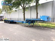 semi remorque Robuste Kaiser Lowbed 62000 KG, 4,75 mtr extendable, B 2,47 + 2 x 0,25 mtr, Steel suspension, Lowbed
