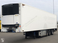 Pacton mono temperature refrigerated semi-trailer CARRIER VECTOR 1800 PIEK / LAADKLEP / STUUR-AS
