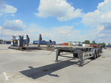 Renders container semi-trailer ROC 16.27 BPW AKSEL
