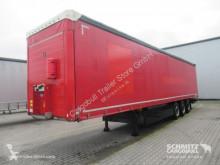 Sættevogn Schmitz Cargobull Curtainsider Joloda Getränke glidende gardiner brugt
